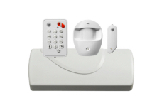 How Do I Install an EF Kit 2-Telecommunicating Alarm